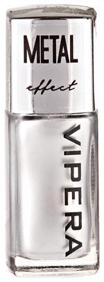 Vipera Metal Effect Nail Polish 930 Silver - 12 ml