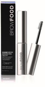 LashFood BrowFood Clear Brow Enhancing GelFix - 8 ml -Clear - BFGFC