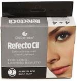 Refectocil Eye Brows Coloring Cream #1 Pure Black Sachets (1+1ml) -Pack of 4