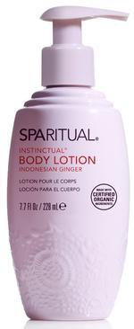 SpaRitual Instinctual Body Lotion - 228 ml