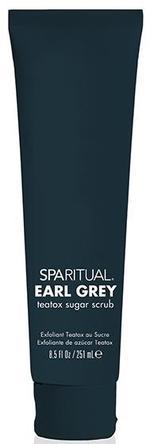 Sparitual Earl Grey Teatox Sugar Scrub - 251 ml