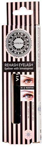 Vipera Eyeliner Rehash Eyelash With Bimatoprost