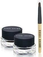 Bobbi Brown Long-Wear Gel Eyeliner Set - Black Ink