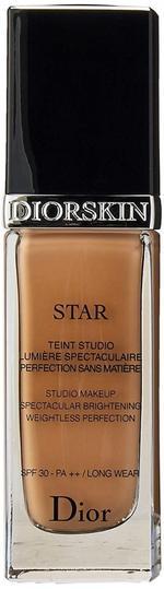Christian Dior skin Star Studio Makeup Spectacular Brightening Spf 30 - # 020 Light Beige