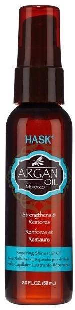 Hask Argan Oil Repairing Shine Hair Oil 59 ml
