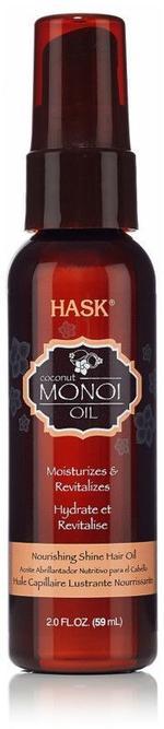 Hask Coconut Oil Nourishing Shine Hair Oil 59 ml