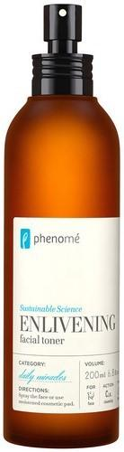 Phenome Sustainable Science Enlivening Facial Toner 200 ml