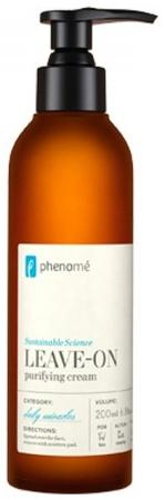 Phenome Sustainable Science Leave-On Purifying Cream 200 ml