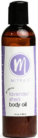 Mitra Lavender Body Oil 4 Oz