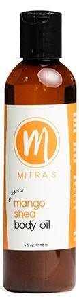 Mitra Mango Body Oil 4 Oz