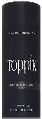 Toppik Hair Building Fibers Black 55 gm