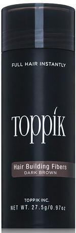 Toppik Hair Building Fibers Dark Brown 27.5 gm