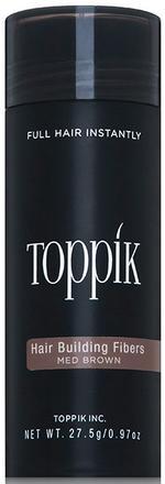 Toppik Hair Building Fibers Medium Brown 27.5 gm