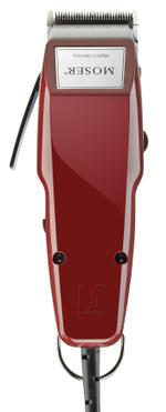 Moser Professional Corded Hair Clipper (Burgundy)1400-0150