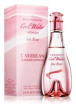 Davidoff Cool Water Sea Rose Caribbean Summer Edition EDT 100 ml