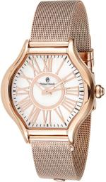 Philippe Moraly Rose Gold Analog Watch - M1612RW