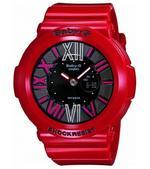 Casio  Baby G Diving Red Resin Strap Analog  Digital  Watch - BGA160-4B