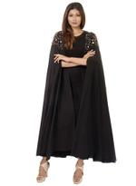 Noir Couture Black Cape (NC004)