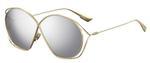 Christian Dior Asymmetric Sunglasses -CD-DRSTLLRE2-83I680T