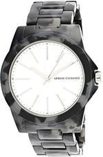 Armani Exchange  Grey Plastic Analog  Watch -AX4343