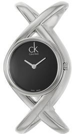 Calvin Klein Enlace Silver Analog Watch - K2L23102