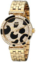 Juicy Couture J Gold Tone Stainless Steel Analog Watch - 1901169