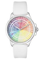 Juicy Couture Fergie White Silicone Strap Analog Watch -1901309