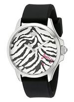 Juicy Couture Daydreamer Black Silicone Strap Analog Watch - 1901323
