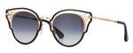 Jimmy Choo Cat Eye Sunglasses - JM-DHELIA/S-2M2489O
