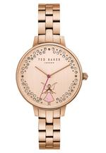 Ted Baker Kate Rose Gold Tone Strap Analog Watch - TE5000500