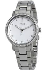 Fossil Neely Silver Tone Analog Watch -  ES4287