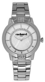 Cacharel Silver Tone Stainless Steel Analog Watch - CLD009S/BM