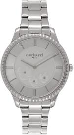 Cacharel Silver Tone Stainless Steel Analog Watch - CLD036/FM