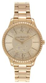 Cacharel Gold Tone Stainless Steel Analog Watch - CLD037/1EM