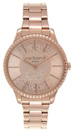 Cacharel Rose Gold Tone Stainless Steel Analog Watch - CLD037/2TM