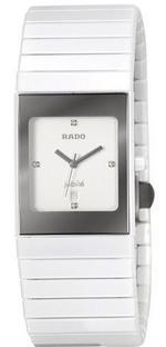 Rado Jubile Ceramica White Tone Analog Watch - R21982702
