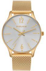 Police Makati Gold Tone Analog Watch -P 15574MSG-04MM