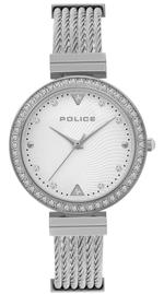 Police Yakima Silver Tone Stainless Steel Analog Watch -P 15575BS-04M