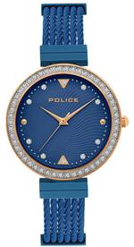 Police Yakima Blue Stainless Steel Analog Watch -P 15575BSTR-03MBL