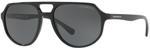 Emporio Armani Aviator Unisex Sunglasses - EM-4111-500187-57