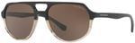 Emporio Armani Aviator Unisex Sunglasses - EM-4111-563073-57