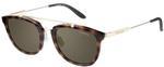 Carrera Double Bridge Square Sunglasses - CA-CARERA127-SCT5170