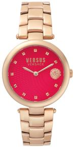 Versus Buffle Bay Rose Gold Stainless Steel Analog Watch - V WVSP870818