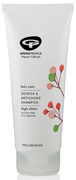 Green People Quinoa & Artichoke Shampoo 200 ml