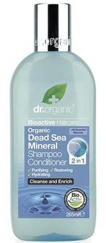 Dr.Organic Dead Sea Mineral 2 In 1 Shampoo Conditioner - 265 ml