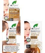 Dr.Organic Snail Gel Face Mask Sachet - 10 ml