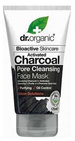 Dr.Organic Charcoal Face Mask - 125 ml