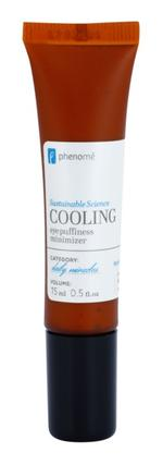 Phenome Sustainable Science Cooling eye puffiness minimizer 15 ml