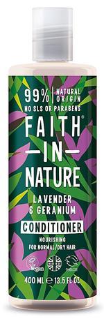 Faith in Nature Lavender & Geranium Conditioner 400 ml