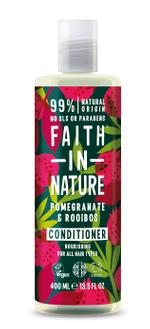 Faith in Nature Pomegranate & Rooibos Conditioner - 400 ml